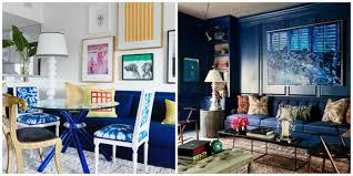dark blue interior designs modern dark blue bedroom design