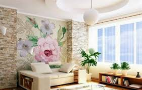 Cheap Wall Covering With Artificial Stone Interior Design Ideas - Wall covering designs