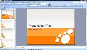 microsoft office presentation template microsoft office powerpoint
