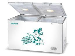 glass door chest freezer deep freezer chest freezer double door freezer single or double