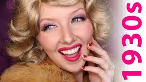 Lucille Ball No Makeup by Historically Accurate 1930s Makeup Tutorial Youtube
