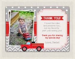fire truck thank you etsy