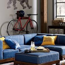 Living Room Bike Rack by Bike Rack Espresso Pbteen