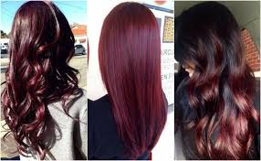how to get cherry coke hair color find the perfect cherry cola hair color for you dailybeautyhack com