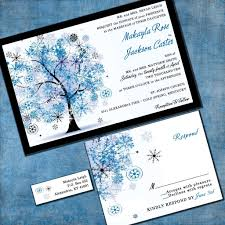 impressive winter wonderland wedding invitations theruntime com
