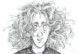 Shoo Hair how to draw curly hair shoo rayner author