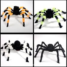 Wholesale Halloween Outdoor Decorations by Online Get Cheap Spider Decoration Aliexpress Com Alibaba Group