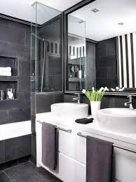 black and white bathroom decor ideas impressive black and white bathroom decor spectacular small home