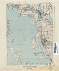 Rhode Island On Map Massachusetts Historical Topographic Maps Perry Castañeda Map