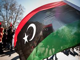 Lybian Flag 20 Killed In Clashes At Libya U0027s Main International Airport