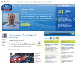 Challenge Site Ecycler Fairfield Inn Small Business Challenge Site