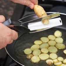 amazing clever cutter 2 in 1 kitchen knife u0026 cutting board u2013 www