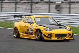 rx8 car panspeed returns with a na three rotor rx8 world time attack