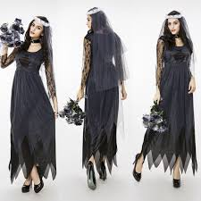 Zombie Halloween Costumes Adults Compare Prices Zombie Wedding Costume Shopping Buy