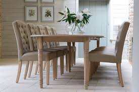 oak upholstered dining room chairs home design interior and