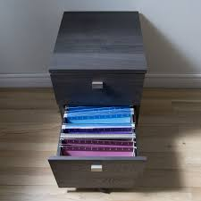 2 Drawer Rolling File Cabinet South Shore Interface 2 Drawer Mobile File Cabinet Walmart Canada