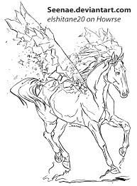 212 best coloring horse images on pinterest coloring books