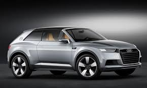 audi mini suv audi suv concept would be smaller than q3 compete with mini
