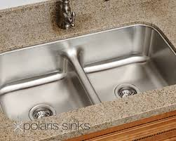 low divide stainless steel sink low divide double bowl undermount stainless steel sink fits 33