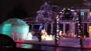 best christmas lights idaho falls area youtube