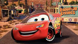 lightning mcqueen wallpapers wallpaper cave radiator spring cars movie lightning mcqueen w 11052 wallpaper