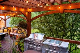 deck w shelter u0026 wall to wall delight western timber frame