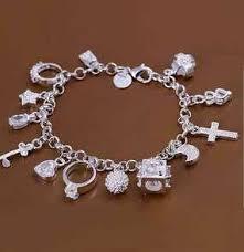 fine silver plated bracelet images Top 10 silver bracelet prices brands jpg