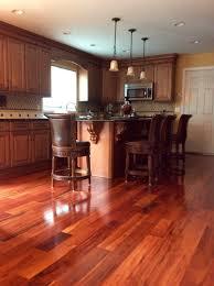 chic koa hardwood flooring 34 x 5 koa