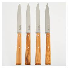 couteau opinel cuisine set de 4 couteaux de table bon appetit n 125 sud the conran shop