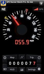 gps apk speed tracker gps speedometer and trip computer apk for