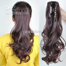 synthetic hair extensions multi color 23inch 150g clip in on synthetic hair extensions curly