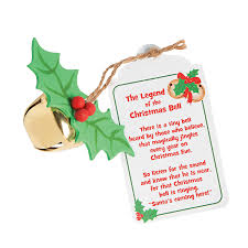 the legend of the christmas bell u201d craft kit orientaltrading com