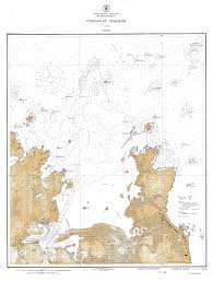 Bailey Colorado Map by Old Nautical Charts Of Plymouth Harbor