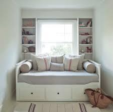 ikea leirvik bed frame bedroom modern with flat weave rug