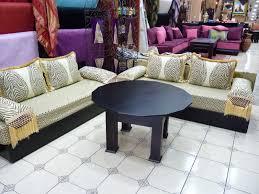 couvre canapé marocain best salon marocain blanc tissu simple collection et tissu pour