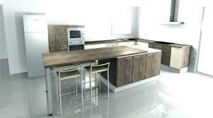 ilot de cuisine avec table amovible ilot de cuisine avec table amovible ilot central table cuisine