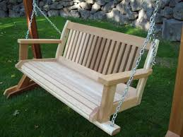 woodcountry cabbage hill porch swing u0026 reviews wayfair