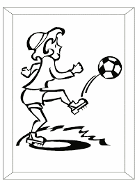 soccer coloring pages u2013 birthday printable