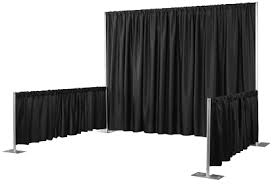 pipe and drape rental pipe and drape rentals instant quote