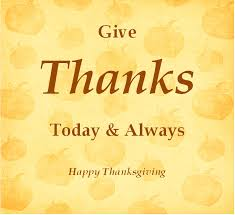 happy thanksgiving givethanks