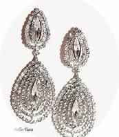 dramatic earrings wedding bridal earrings chandelier earrings tiara