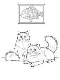 tabby cat coloring pages european wild cat coloring page wild cats coloring pages animals