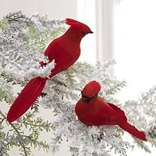 cardinal decorations ebay