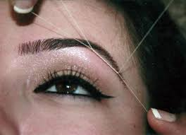 henna eye makeup blush brow beauty eye brow threading threading eye brow