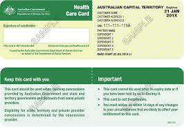 hcc help desk phone number health care card australian government department of human services