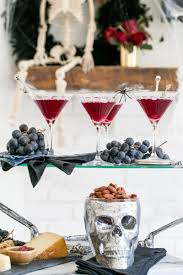 blueberry martini recipe a frighteningly good cocktail recipe for halloween pottery barn