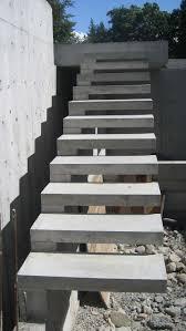 concrete stair treads unique concrete stair treads ideas