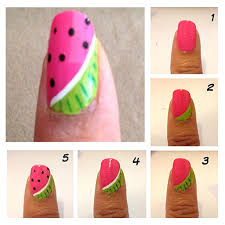nail art step by step designs for beginners image collections