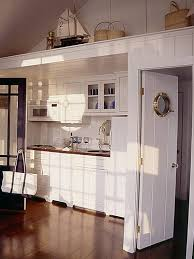 Beach Cottage Kitchen by Cottage Kitchen Inspiration The Inspired Room