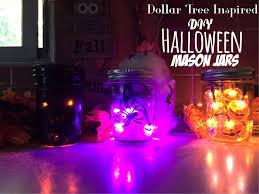 3 diy halloween mason jars dollar tree inspired youtube
